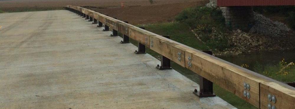 Bridge Rail Fabrication 2